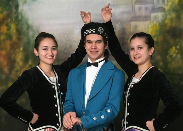 The Lisik Family Dancers