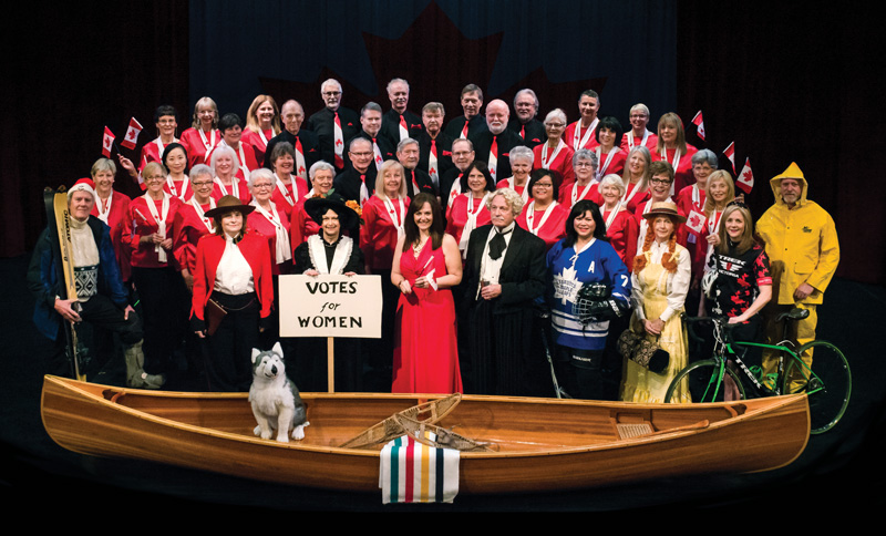 Highlights Spring Concert - CANADA – A CELEBRATION OF OUR NATION